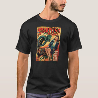 STARTLING STORIES-VINTAGE PULP MAGAZINE COVER T-Shirt