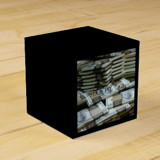 Stash My Cash! Favor Box