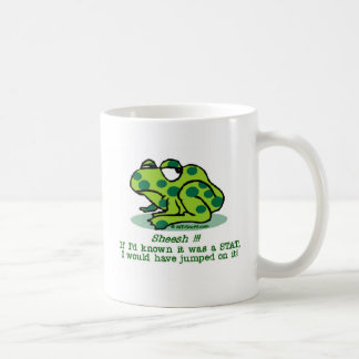 STAT Froggie Mug