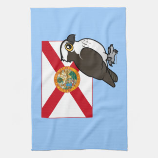 State Birdorable of Florida Tea Towel