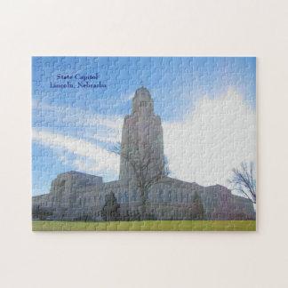 State Capitol Lincoln, NE puzzle #2  9922