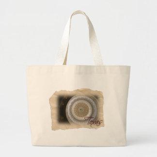 State Capitol Rotunda-Austin Texas Large Tote Bag