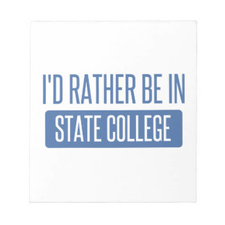 State College Notepad