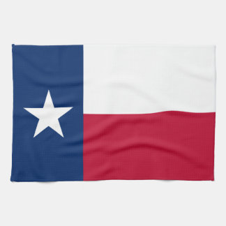 State Flag of Texas Tea Towel