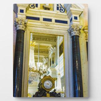 State Hermitage Museum St. Petersburg Russia Display Plaque