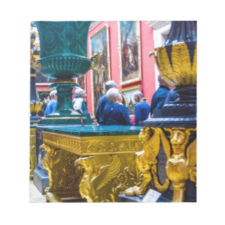 State Hermitage Museum St. Petersburg Russia Notepad