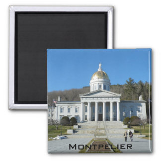 State House Magnet