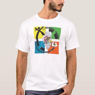 STATE ILLINOIS STATE MOTTO GEOCACHER T-Shirt