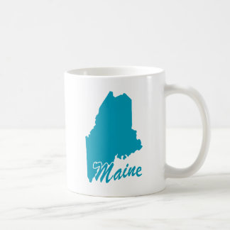 State Maine Coffee Mug