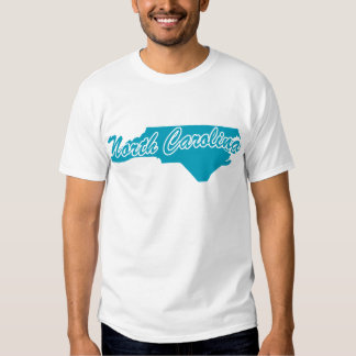 State North Carolina Tee Shirt