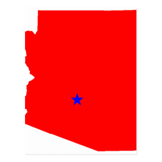 State of Arizona Postcard
