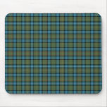 State of California Tartan Mouse Pad