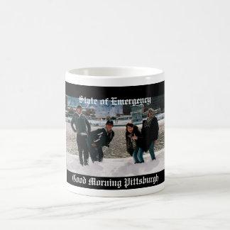 State of Emergency Coffee Mug