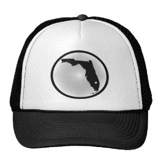 STATE OF FLORIDA MESH HAT