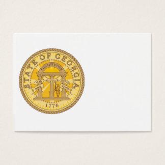 State of Georgia seal