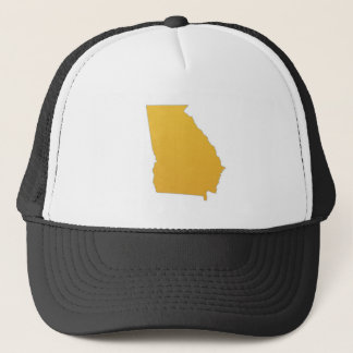 State of Georgia Trucker Hat