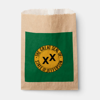 State of Jefferson Favour Bag
