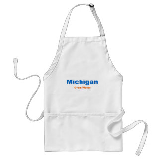 State of Michigan Aprons