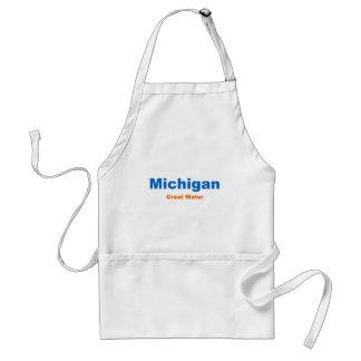 State of Michigan Aprons