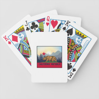 State of Mind Bicycle Playing Cards