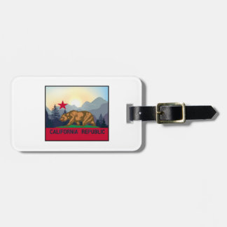 State of Mind Luggage Tag