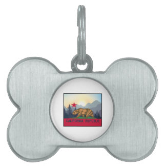 State of Mind Pet Name Tag