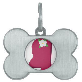 State Of Mississippi Pet Tag