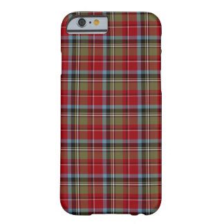 State of North Carolina Tartan Barely There iPhone 6 Case