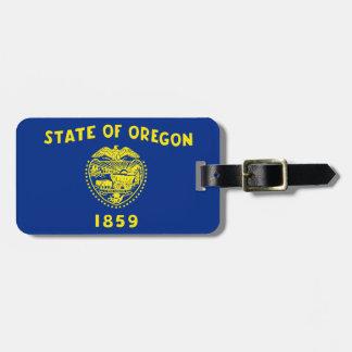 State of Oregon Bag Tag