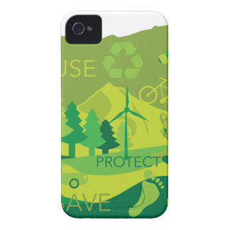 State of Oregon Map Environment Eco Outline Case-Mate iPhone 4 Cases