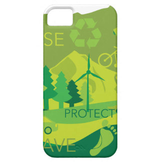 State of Oregon Map Environment Eco Outline iPhone 5 Cases
