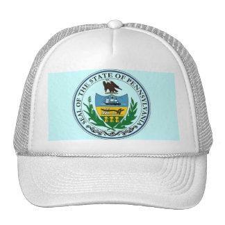 state of pennsylvania trucker hat