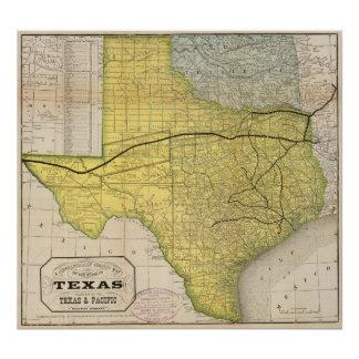 State of Texas 2 Poster
