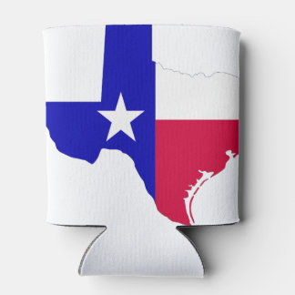 State of Texas Can Cooler