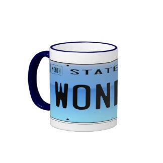 State of  Wonder Ringer Mug