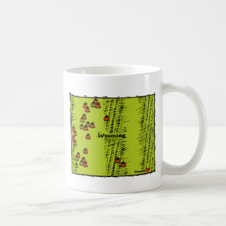 State of Wyoming Coffee Mug