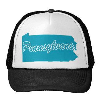 State Pennsylvania Mesh Hat