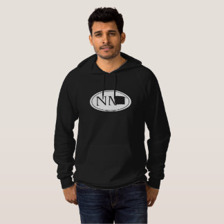 State Pride Euro: NM New Mexico Hoodie