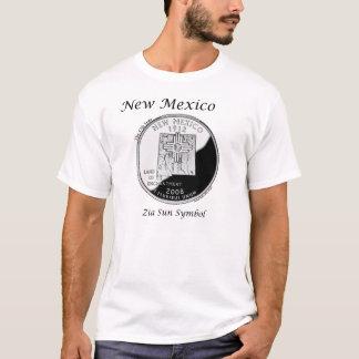 State Quarter - New Mexico T-Shirt