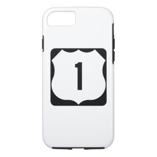 State Route 1, xxxx, USA iPhone 8/7 Case