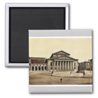 State Theater, Munich, Bavaria, Germany rare Photo Magnet