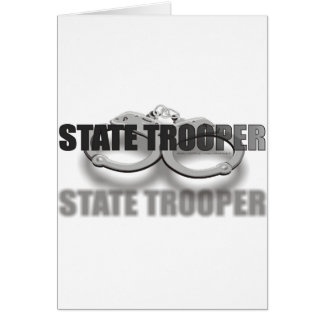 STATE TROOPER CARD