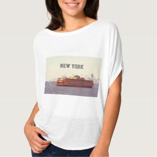 Staten Island ferry, New York T-Shirt
