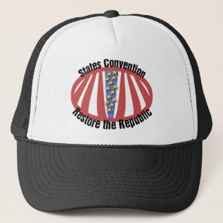 States Convention Trucker Hat