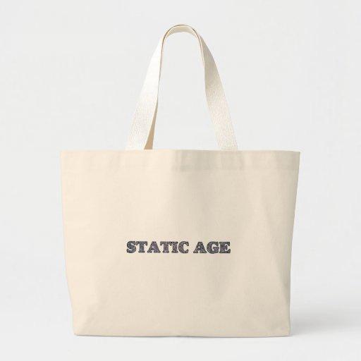 Static Age White Noise Bag