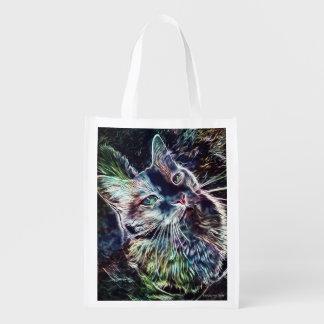 Static Electriskitty Reusable Bag