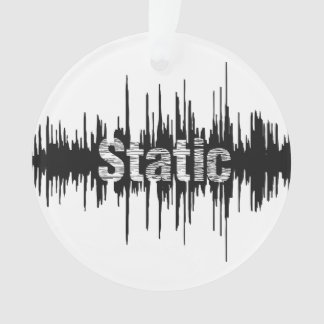 Static Logo Tree Ornament