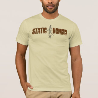 static mongol T-Shirt