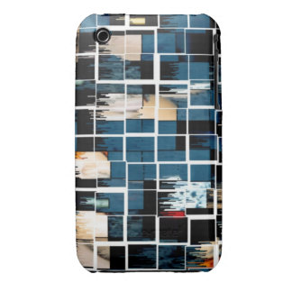 Static Movement iPhone 3 Cases