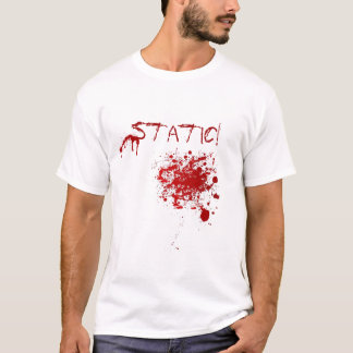 "Static ""Spatter"" T-shirt"